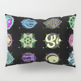 World Religions -- Group Pillow Sham