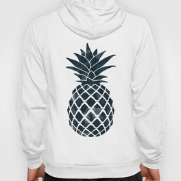Dark Royal Blue Pineapple Hoody