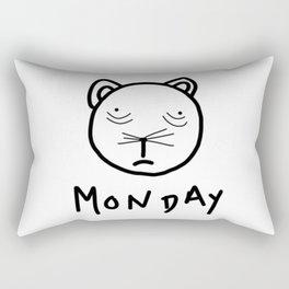 Monday Rectangular Pillow