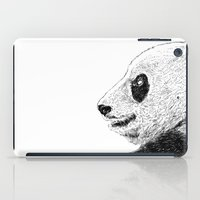 pandas iPad Cases featuring pandas by barmalisiRTB