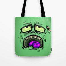 ZOMBIE HORROR Tote Bag