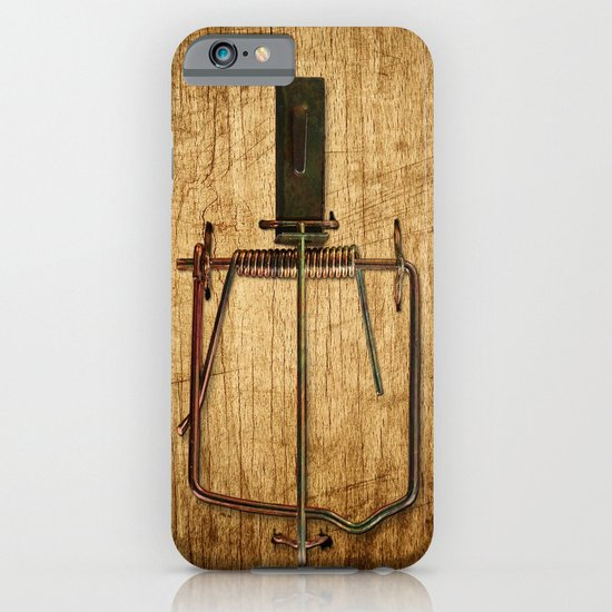 Mousetrap iPhonecase iPhone & iPod Case