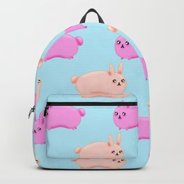 Bun bun bunny Backpack