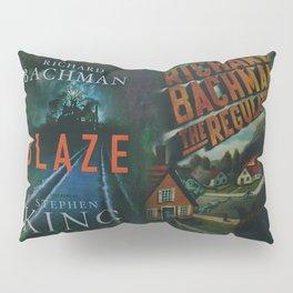 Richard Bachman - Stephen King books Pillow Sham
