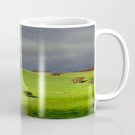 Following the fence Line! Coffee Mug