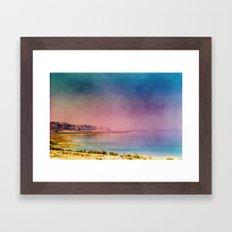 Dreamy Dead Sea IV Framed Art Print