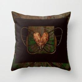 Elysium 2s by Kathy Morton Stanion Throw Pillow