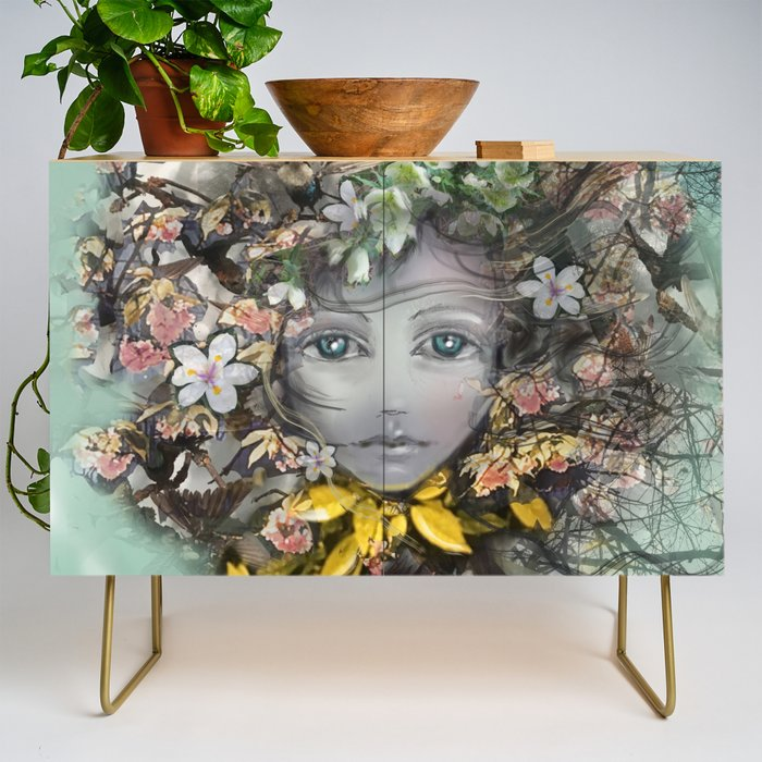 Changing Seasons Credenza