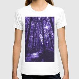 Shenandoah Ultra-Violet T-shirt