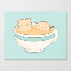 loosen up a little! Canvas Print