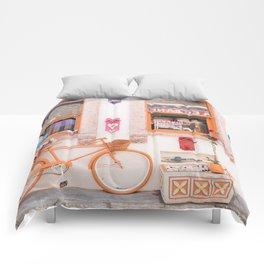 Cunda Island Life - Turkey Comforters