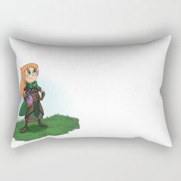 Nature Healer Rectangular Pillow