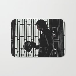 Kylo's Dark Side Bath Mat