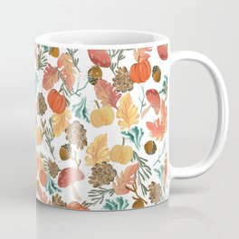 Fall Woodland Coffee Mug