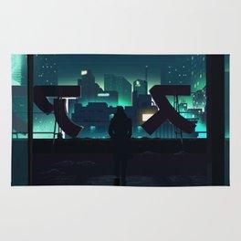Blade Runner 2049 Rug