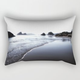 This is why at Moonstone Beach Trinidad California Rectangular Pillow