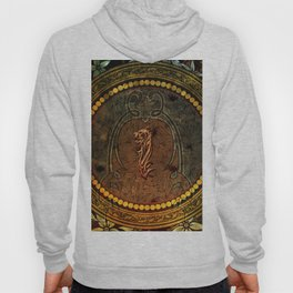 Awesome tiger, tribal design Hoody