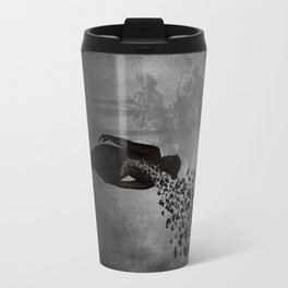 The Butterfly Transformation Travel Mug