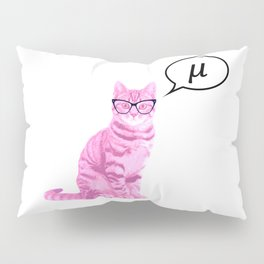 Smarty Cat Pillow Sham