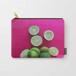 Cherry Limeade Carry-All Pouch