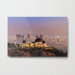 Los Angeles 02 - USA Metal Print