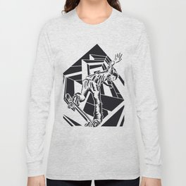 ONE INK SKATE Long Sleeve T-shirt