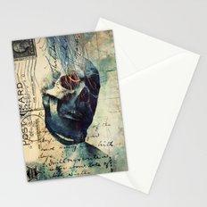 Skullman Stationery Cards