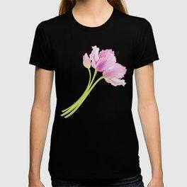 Pink Tulips (Spring mood) T-shirt