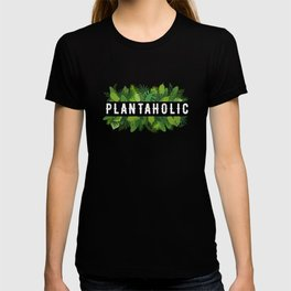 Plantaholic T-shirt