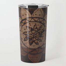 Sun & Moon Mandala Travel Mug