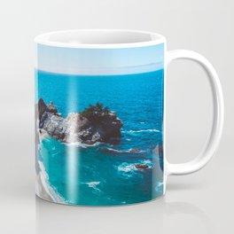 McWay Falls, Big Sur, California Coffee Mug