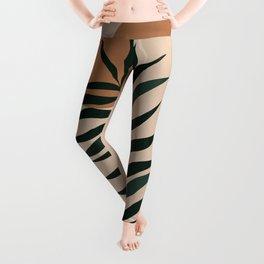 Minimalist Abstract 35 Leggings