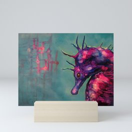Dreaming In The Deep Mini Art Print