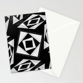 NAKED GEOMETRY no 5 Stationery Cards