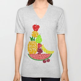 The Fruit of the Spirit Unisex V-Neck
