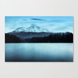 Mount Shasta Morning Canvas Print