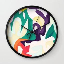 Always Wonderful Wall Clock