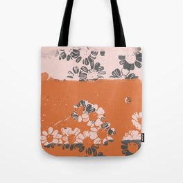 makenzie: ditsy florals Tote Bag