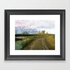Church Farm, Norfolk, England Framed Art Print
