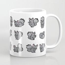 All Chinchilla No Filla Coffee Mug
