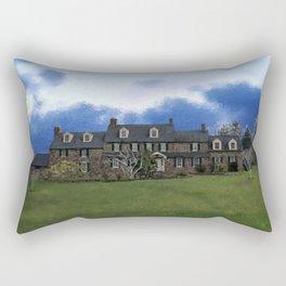 Pearl S. Buck House Rectangular Pillow