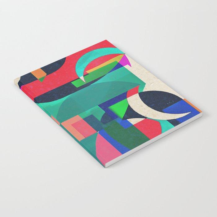 Collage VI Notebook
