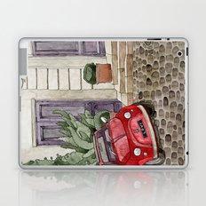 Red Beetle Car Laptop & iPad Skin