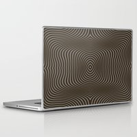 tree rings Laptop & iPad Skins featuring Tree Rings by Morgan Bajardi