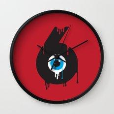 Paint your Society Wall Clock