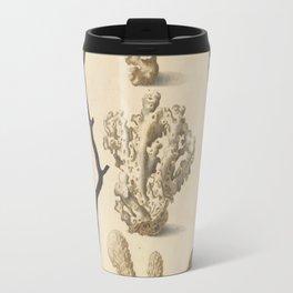 Naturalist Coral Travel Mug