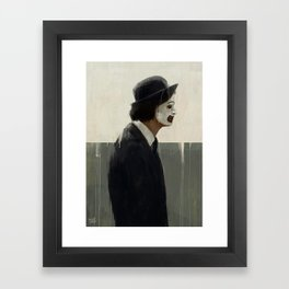 A Change of Heart Framed Art Print