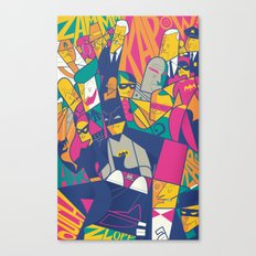 1966 Canvas Print
