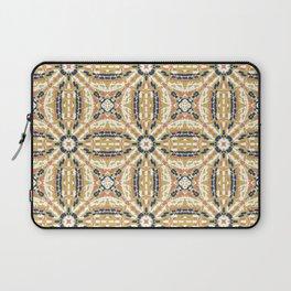 Pointillism mosaic 01 Laptop Sleeve