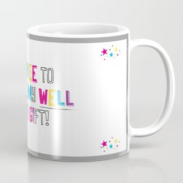 Sarcasm is coming to town! Coffee Mug